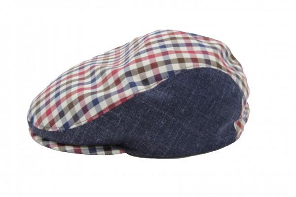 Schieber Mütze Martin blau