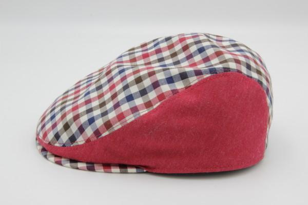 Schieber Mütze Martin rot