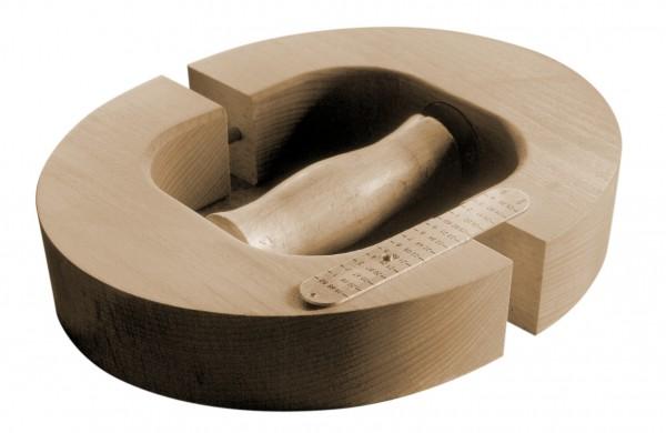 Hutausweiter • Hutspanner mit Größenskala