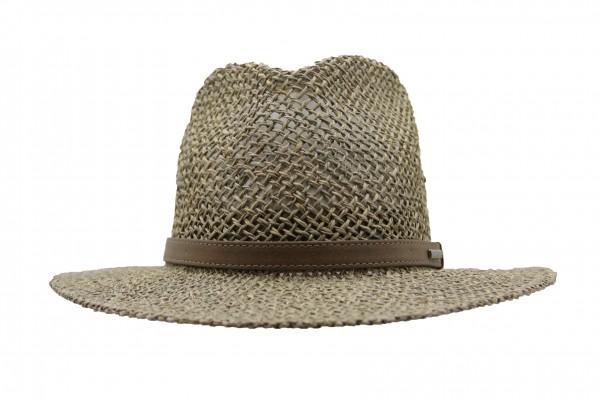 Indiana Jones Seegras Strohut